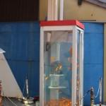 金魚電話ボックス1